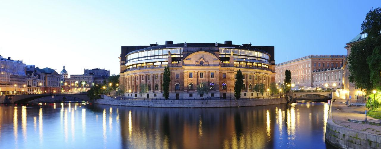 sztokholm-parlament
